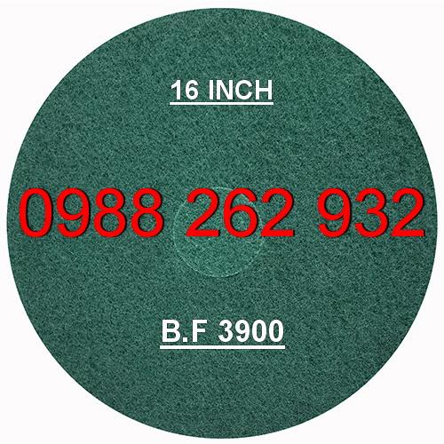 pad danh san mau xanh 16 inch bf 3900